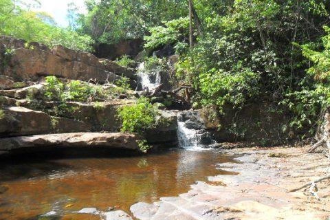 Parque Estadual da Serra Azul - Foto Carlos Muniz/Sema-MT